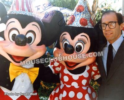 Disney Studios, 1988, Jeffrey Katzenberg