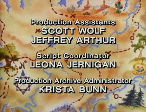 DuckTales end credits
