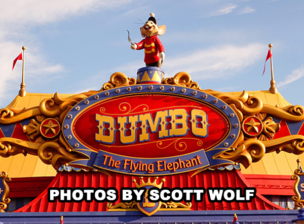 Dumbo - Magic Kingdom