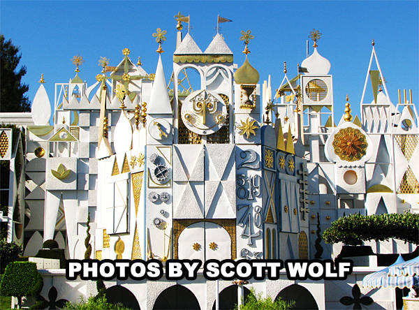 It's a Small World - Disneyland