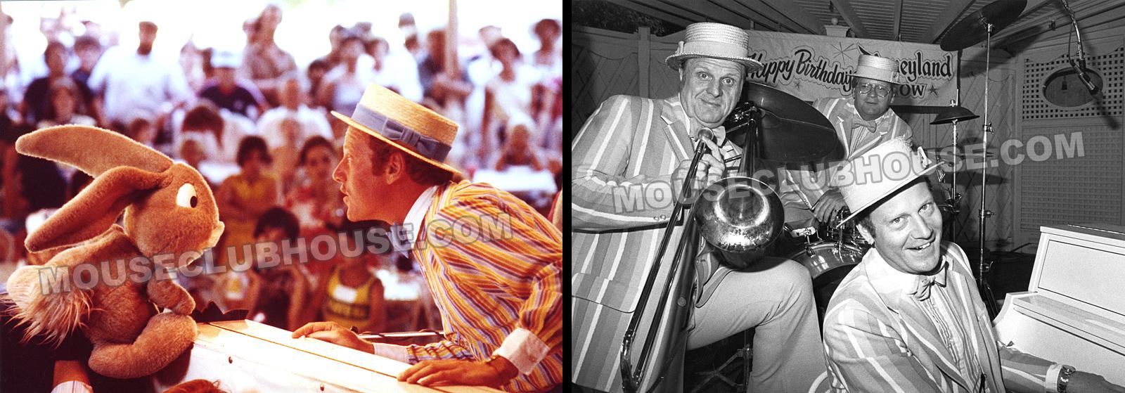 Ray Templin - Disneyland 25th Anniversary Character Show
