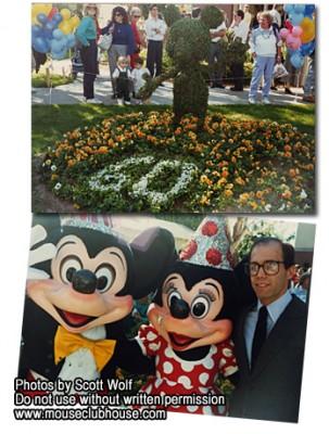 Mickey's 60th