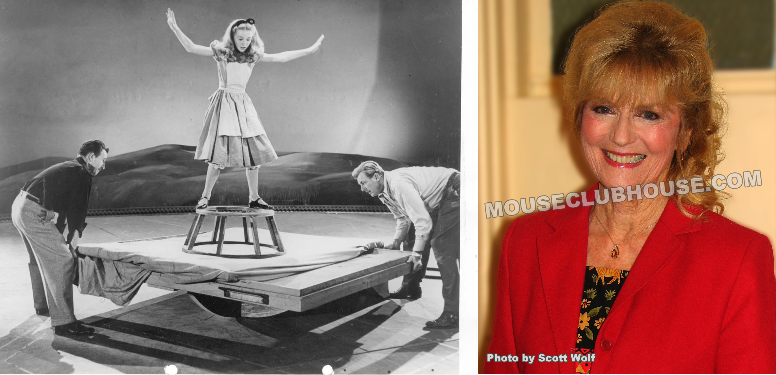 Kathryn Beaumont interview