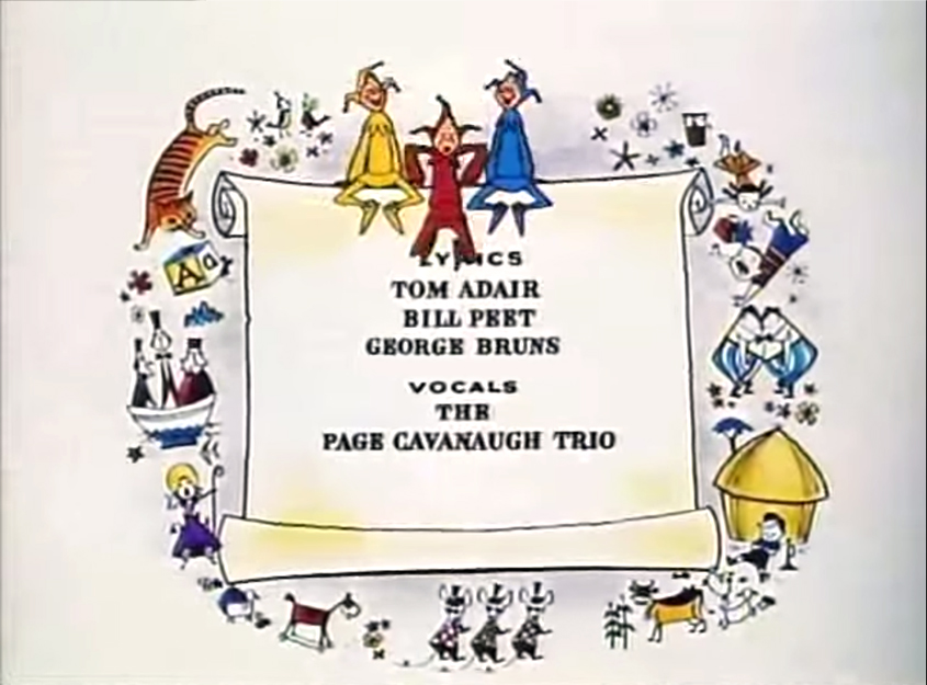 Page Cavanaugh - The Truth About Mother Goose