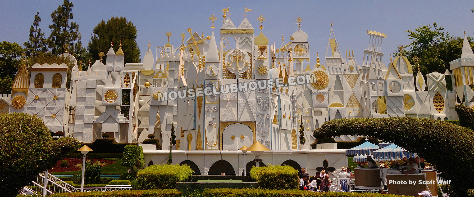 It's a Small World, 2015 photo