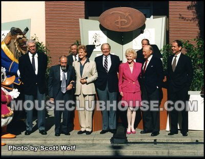 Thurl Ravenscroft, Wathel Rogers, Angela Lansbury, Fulton Burley, Betty Taylor, Wally Boag, Dean Jones