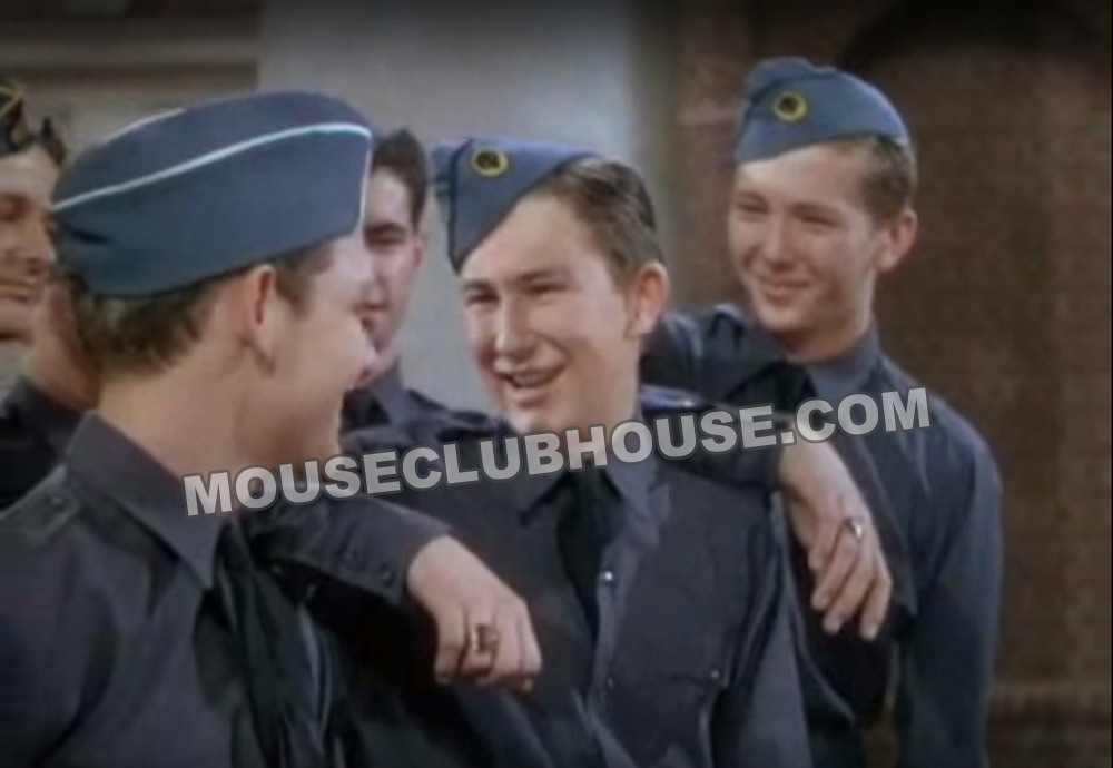 """Jack Lindquist in the 1943 film """"Best Foot Forward"""""""
