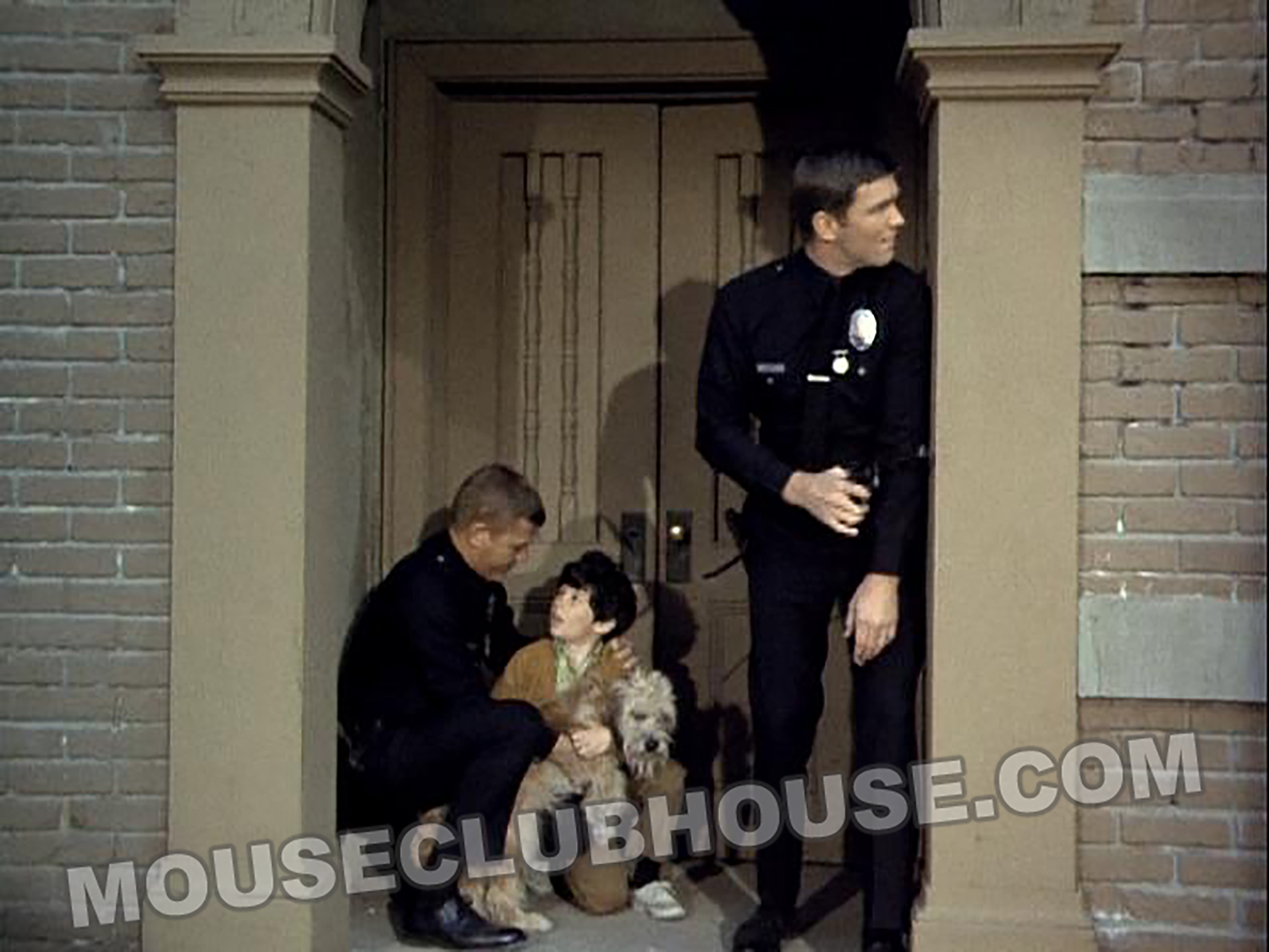 Gary appears in an episode of Adam 12