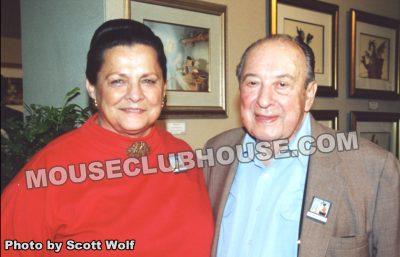 Disney Legends Alice and Marc Davis