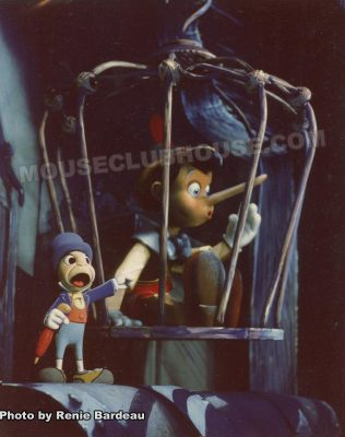 Pinocchio's Daring Journey in Disneyland